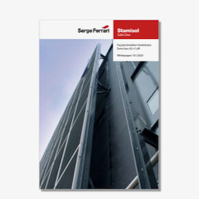 Download Whitepaper External Wall Systems completely in EUROCLASS A2